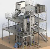 等离子体雾化制备粉末材料生产线